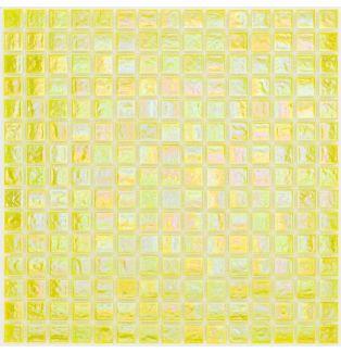 Mozaika szklana 4mm 03253 ZÓŁTA / PERŁOWA