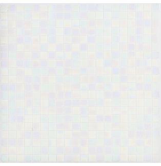 Mozaika szklana 4mm 89146 BIAŁA / PERŁOWA / PERLMUTT WEISS