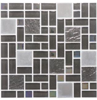 53629 CZARNA / TĘCZOWA / BLACK RAINBOW MULTIFORMAT