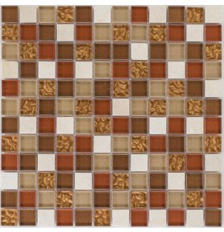 Mozaika szklano-kamienna 66971 KOLOROWA/ SUNRISE