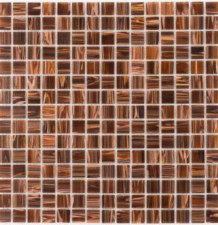 Mozaika szklana 4mm 65493 BRĄZOWO-MIEDZIANA