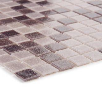 Mozaika szklana 4mm 03167 FIOLETOWA / VIOLETT MIX