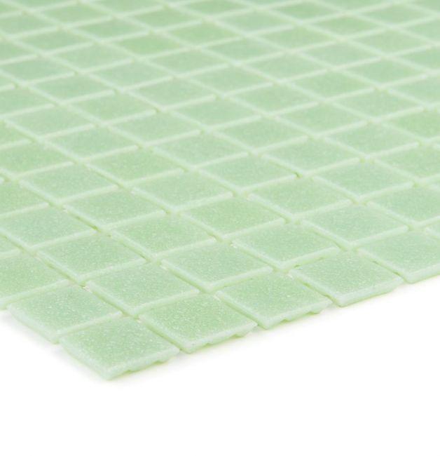 Mozaika szklana 4mm 03103 JASNOZIELONA / HELLGRUEN UNI