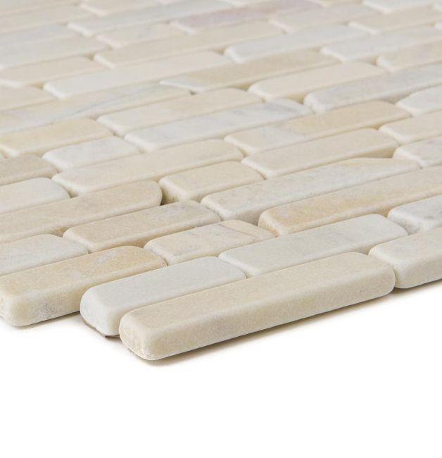 Mozaika kamienna 66292 KREMOWA / MARMUR / YELLOW SUN