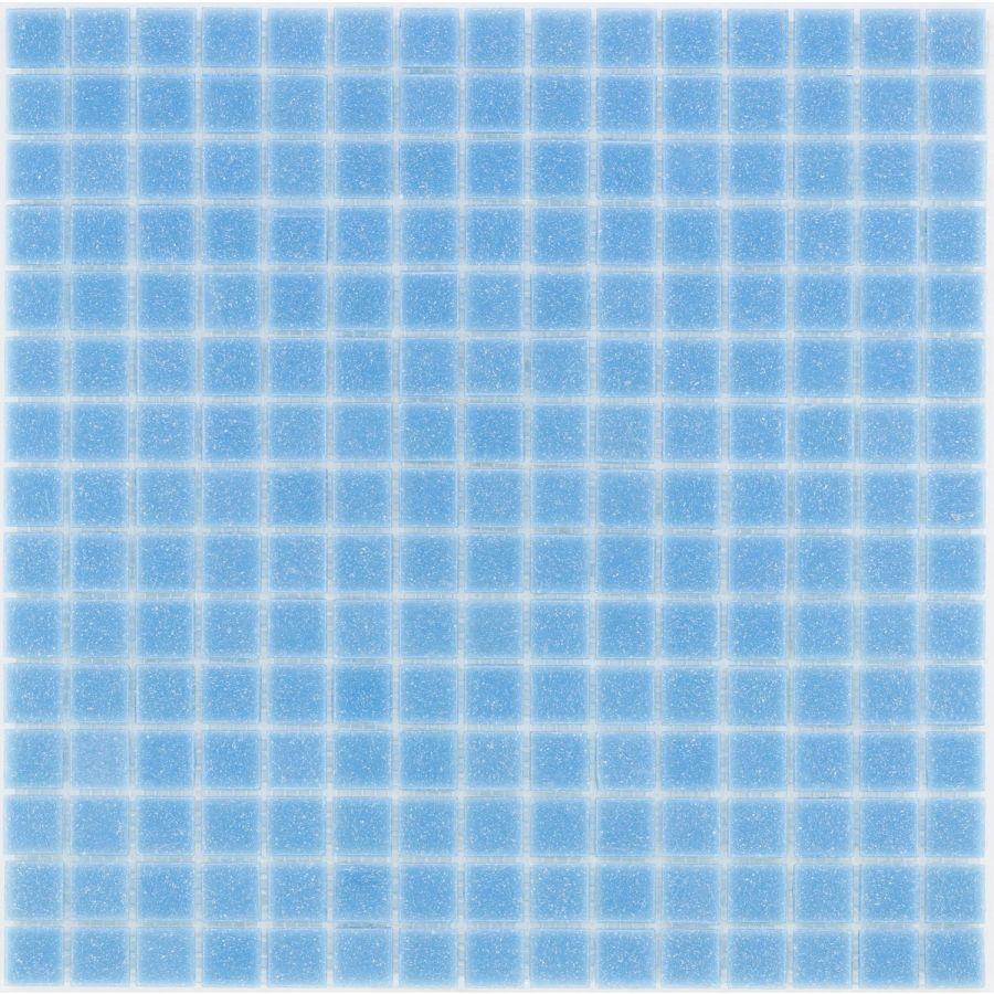 Mozaika szklana 4mm 03104 NIEBIESKA / BLAU UNI