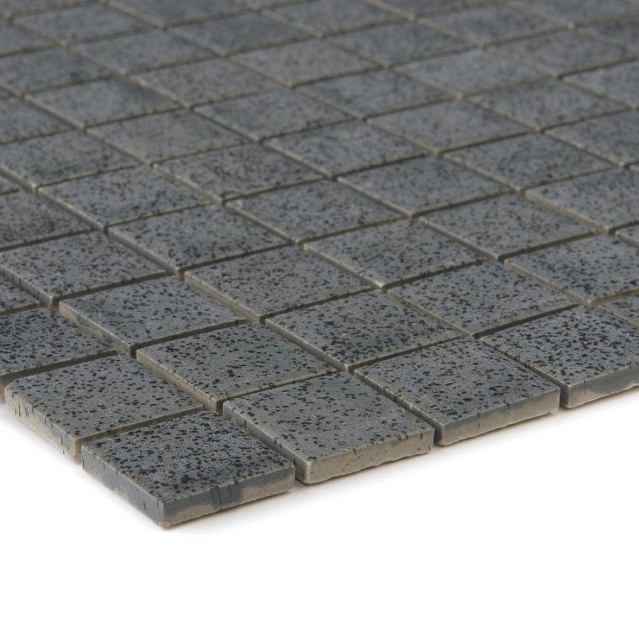 Mozaika ceramiczna 41299 CIEMNOSZARA GRESOWA