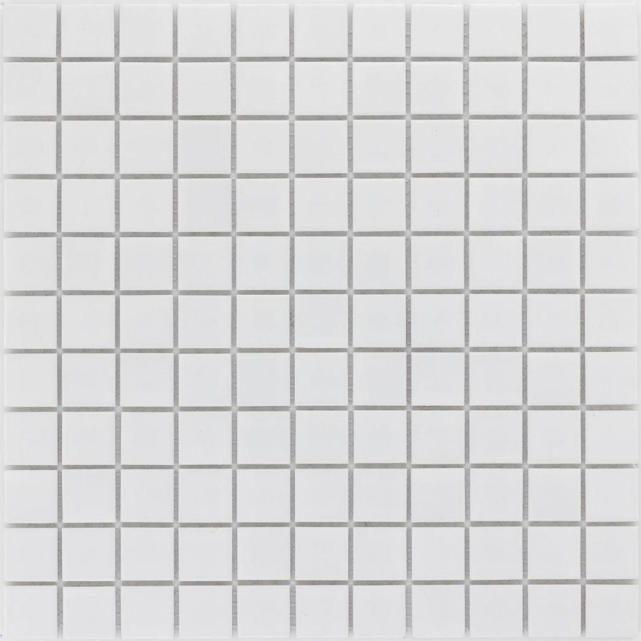 Mozaika ceramiczna 65516 BIAŁA / MATOWA