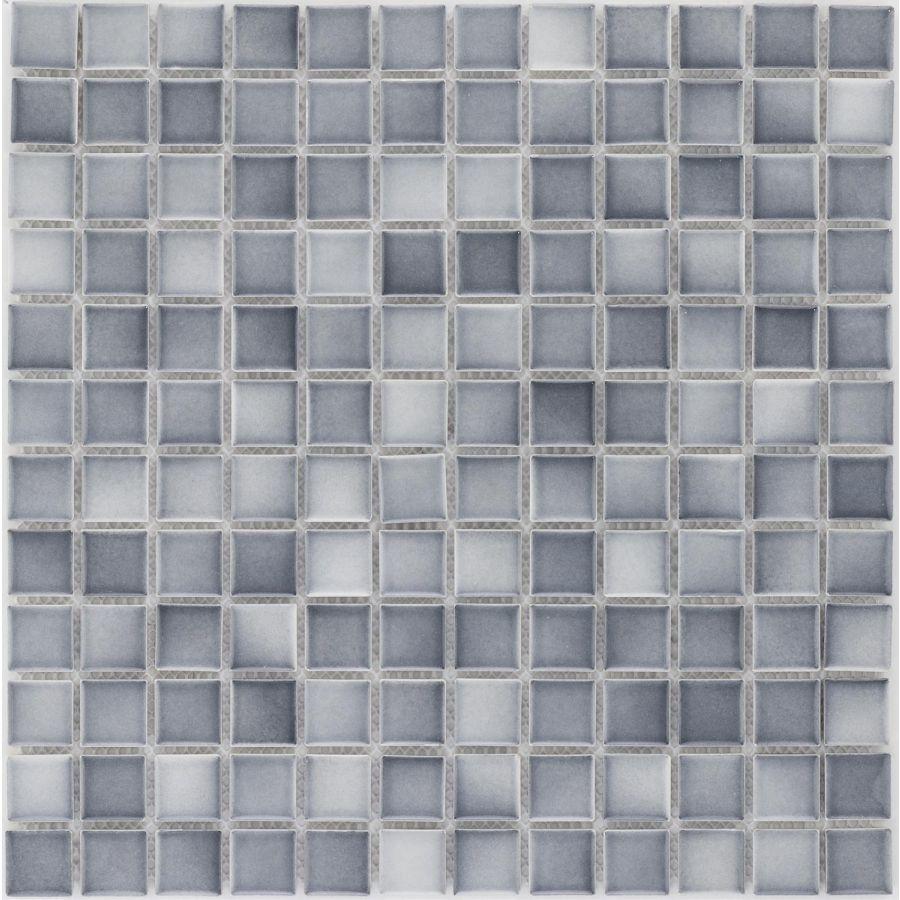 Mozaika ceramiczna 41152 SZARA MELANŻ